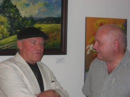 Ilja Hartinger a Zdeněk Kurečka