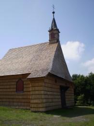 kostelík na Prašivé